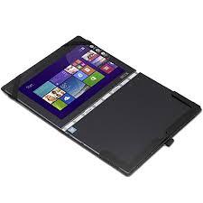 amazon in moko lenovo yoga book case ultra pact slim folio leather cover case for lenovo yoga book yb1 x90f yb1 x91f 10 1 inch 2 in 1 tablet