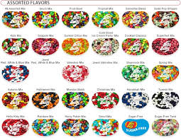 Harry Potter Jelly Bean Flavors Chart Precise Harry Potter Jelly Bean Flavors Guide Jelly Belly