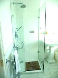 cost to install shower doors door installation how much does glass s frameless semi your