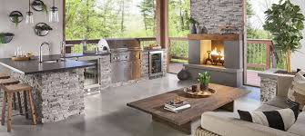 outdoor kitchens with fireplace. Unique With View Gallery OUTDOOR KITCHEN CABINETS Throughout Outdoor Kitchens With Fireplace L