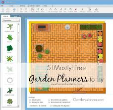Small Picture Garden Planner App Vegetable Garden Planner And Garden Design
