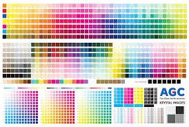 Cmyk Color Chart Sample Free Download