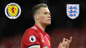 Career stats (appearances, goals, cards) and transfer history. Scott Mctominay For Scotland Or England Man Utd Star S International Options Explained Goal Com
