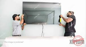 how to hide tv cables in a solid wall