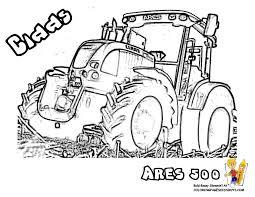Tracteur Colorier Image Imprimer 9 Tracteur Pinterest
