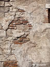 old rustic stone and brick wall texture vinyl wall mural textures
