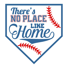 there 39 s no place like home softball. home plate baseball cuttable design cut file. vector, clipart, digital scrapbooking download, there 39 s no place like softball