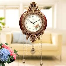 vintage wall clock with pendulum retro style vintage wood wall clocks with pendulum antique style vintage vintage wall clock