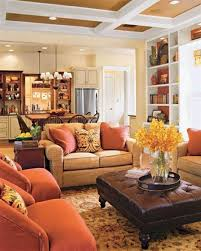 Living Room Bookcase Sensational Cozy And Inviting Fall Living Room Decor Ideas Living