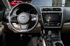 2018 subaru outback interior.  Subaru 2018 Subaru Outback New York Auto Show Featured Image Large Thumb4 On Subaru Outback Interior