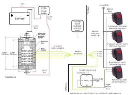 switch wiring diagram for lights and other accessories jk forum light switch wiring diagram 3 way click image for larger version name jkwiring_v2 jpg views 11776 size 56 2
