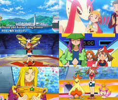 AnimePokemon VN - Thành phố Kaina, vùng Hoenn - Nơi cô bé...