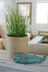 washed wood furniture. White Washed Wood DIY Multi-use Console Table - Sea Grass, Woven Basket And Furniture W