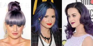 Hairstyle Color Gallery 22 beautiful purple hair color ideas purple hair dye inspiration 2439 by stevesalt.us