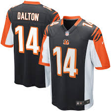 Mens Bengals Game Andy Jersey Black Nike Dalton Cincinnati|49ers Rumors: Robbie Gould Hasn't Signed Franchise Tag Amid Need For Commerce