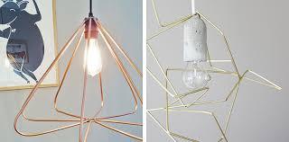 diy to try himmeli pendant light