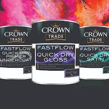 Crown Trade Colour Collection Colour Chart Crown Trade Expand Fastflow Colour Range