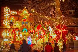 Best Neighborhoods to See Holiday Lights in 2015 - @Redfin