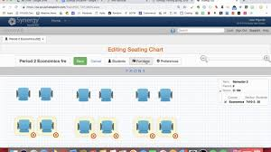 How To Create A Seating Chart In Synergy
