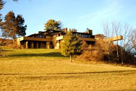 frank lloyd wright homes with haunted histories