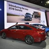 2018 hyundai sonata facelift.  facelift photo gallery inside 2018 hyundai sonata facelift