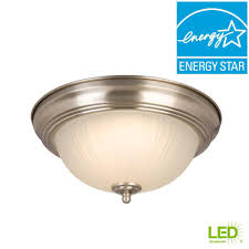 Bn Led Lights Pvt Ltd Commercial Electric 11 In 100 Watt Equivalent Brushed