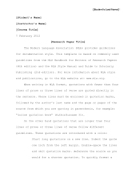 cover letter mla format for essays mla format for essays in a book ...