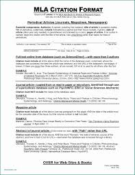Mla Format Headings And Subheadings Examples Beautiful Mla Format