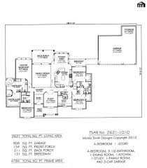 house plans with dining room in back