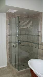 porcelain tile shower walls - Google Search  Glass ShowersTile ShowersMinimalist  Bathroom ...
