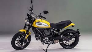 ducati recalls scrambler in the us market india unaffected