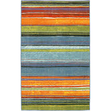mohawk home rainbow multi 8 ft x 10 ft area rug