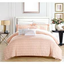 ruched comforter chic home c ruched ruffled 6 piece comforter set ruched comforter set simply shabby chic