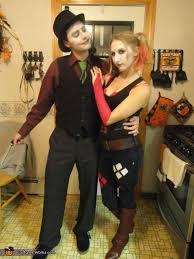 joker harley quinn costumes