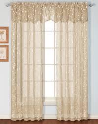 savannah sheer curtains taupe