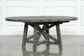 grey round extension dining table living spaces grey round dining table grey round extension dining table