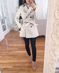 Classic Trench Coat Reviews 6 Budget And Petite Friendly