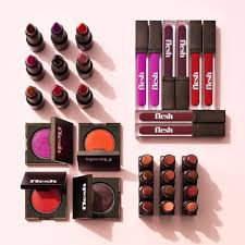 4 flesh beauty is a brand in new brand it s revlon s first prestige brand that s all about providing makeup that actually works for your skin