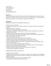 Church Janitor Job Description Tikirreitschule Resume How To Write