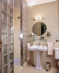 Bathroom  Bathroom Stunning Bathroom Ideas Using Clear Glass Tile - Glass tile bathrooms