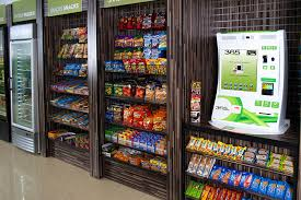 How To Get A Vending Machine At Work Amazing Self Serve MicroMarkets South Oklahoma Ardmore North Texas
