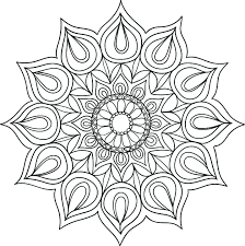 Small Picture Fire Mandala Coloring Pages Coloring Coloring Pages