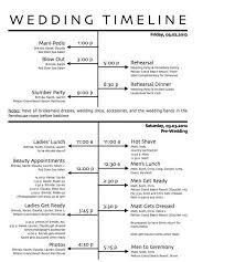 Printable Wedding Timeline Checklist Free Wedding Day Timeline Printables Wedding Reception Timeline