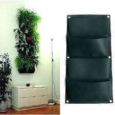 outdoor wall planter ideas vertical wall planter diy outdoor living wall planter