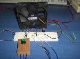 high frequency pwm fan controller a 3 wire fan
