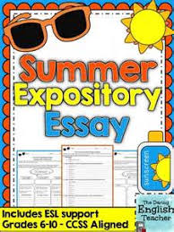summer holiday words essay for kids on how i spent my summer vacation