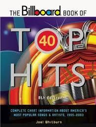 Billboard Charts 1955 The Billboard Book Of Top 40 Hits By Joel Whitburn
