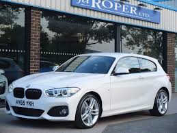 All BMW Models bmw 1 series mineral white : Used Cars Bradford, Second Hand Cars West Yorkshire - fa Roper Ltd