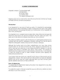 Referencing Guide Harvard Method Citation Ellipsis