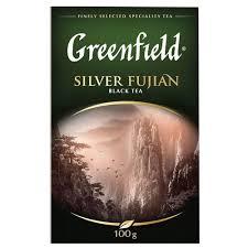 Характеристики модели <b>Чай черный Greenfield Silver</b> Fujian на ...